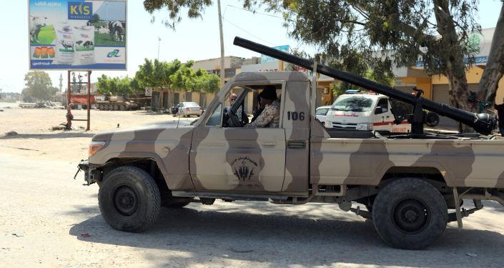 Más de 260 muertos por los combates en Libia