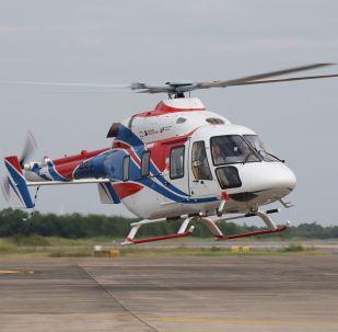 Helicóptero ligero Ansat