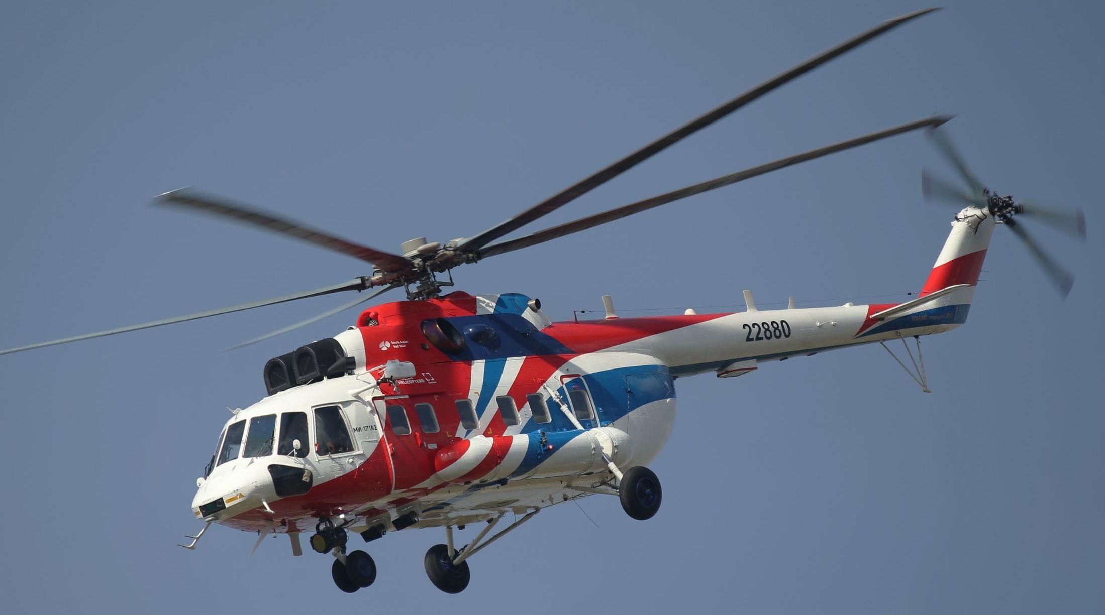 Helicóptero polivalente Mi-171A2
