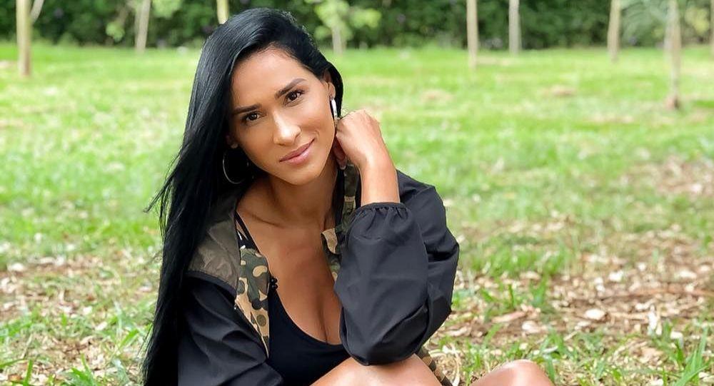 Jaqueline Carvalho, exjugadora de voleibol brasileña