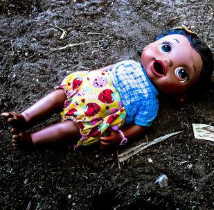Un juguete, foto referencial