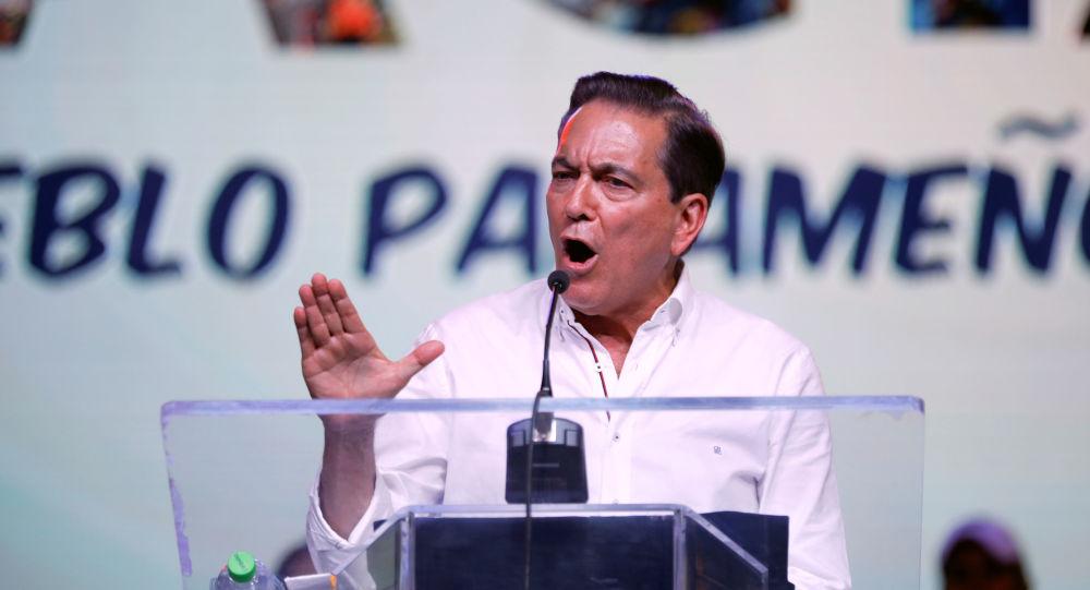 Laurentino Nito Cortizo, presidente electo de Panamá
