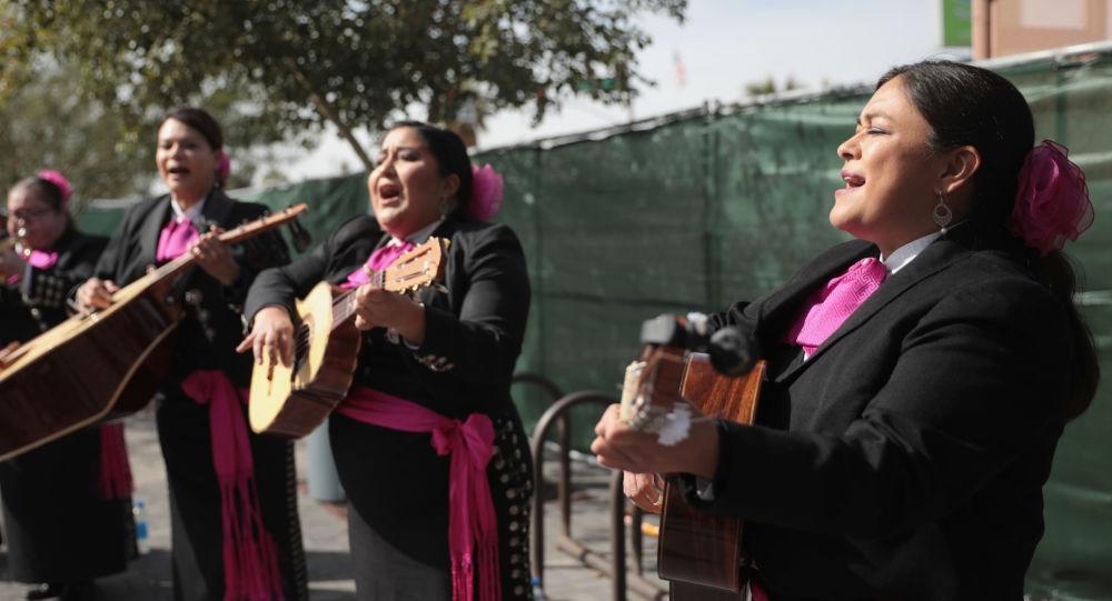 Mujeres del mariachi