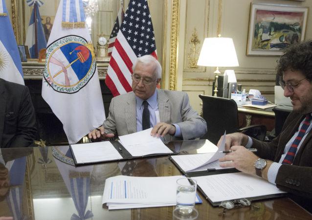 Edward Prado, embajador de EEUU en Argentina