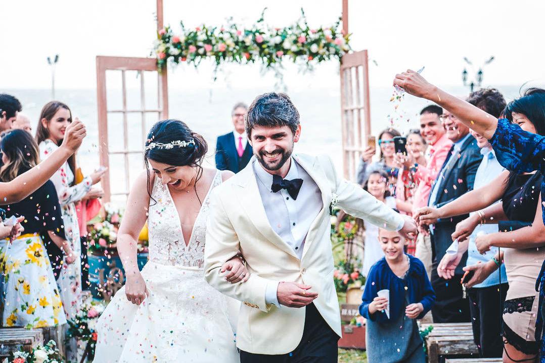 Una exclusiva boda en Cuba: María y José
