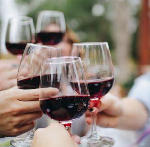 Copas de vino (imagen referencial)