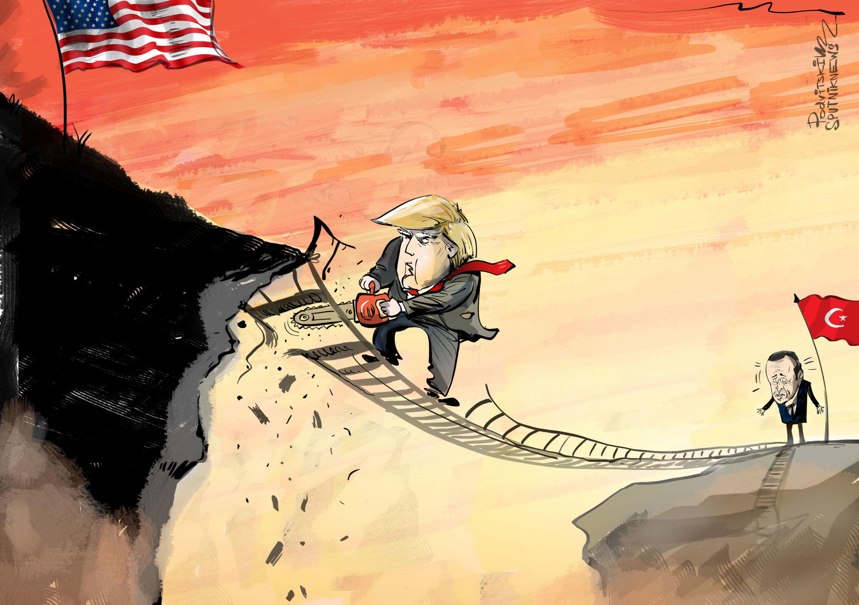 'Negociator' Trump puede con todos: deroga el sistema arancelario preferencial con Turquía