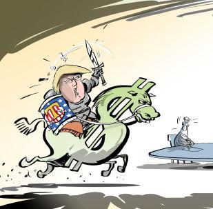 Al estilo Napoleón: las guerras económicas de Trump