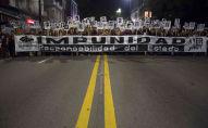 Marcha del Silencio en 2018, en protesta por la impunidad del terrorismo de Estado en Uruguay durante la última dictadura