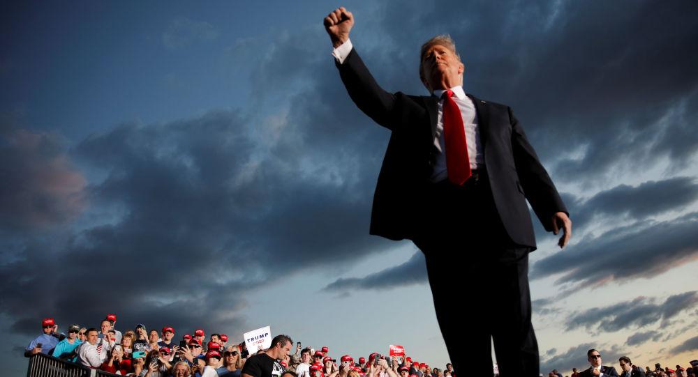 Trump promete responder