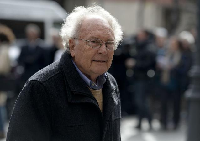 Eduard Punset, escritor, divulgador y exministro español