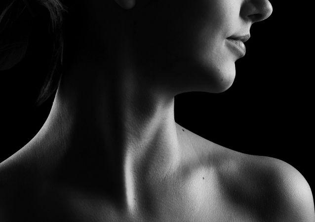 Un mujer (imagen referencial)