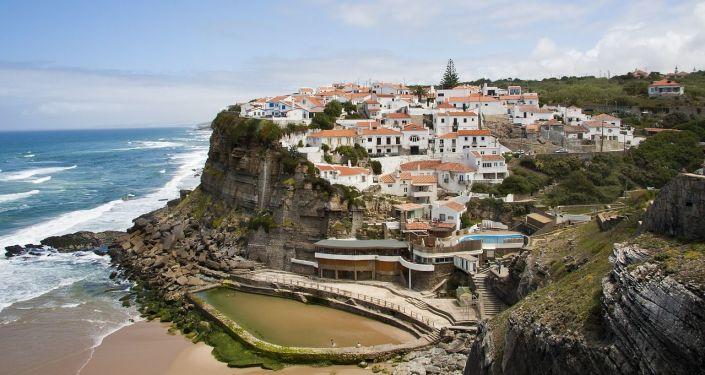 Un pueblo en Portugal