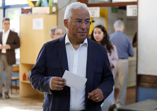 António Costa,  primer ministro de Portugal en las elecciones europeas