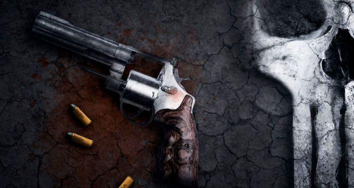Una pistola