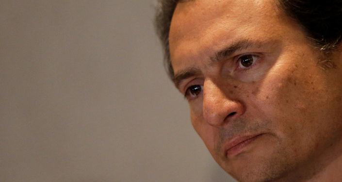 Emilio Lozoya, exconsejero delegado de Petróleos Mexicanos (Pemex) (archivo)