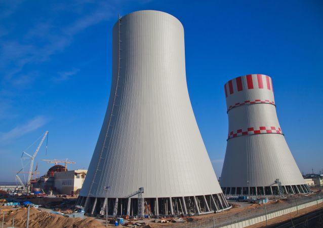 La construcción de la planta nuclear Novovoroneznskaya en Rusia