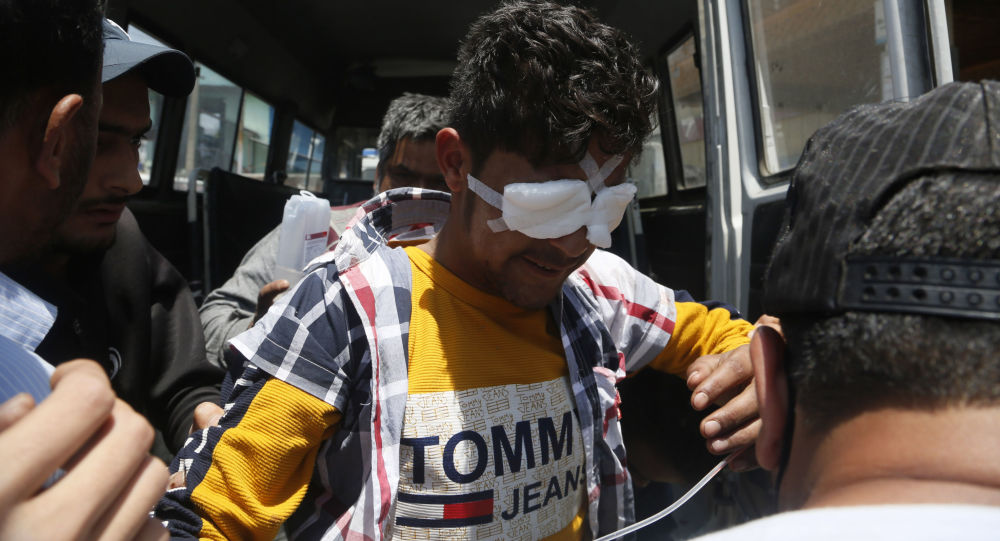 Un herido por enfrentamientos con las Fuerzas de Seguridad indias en Cachemira