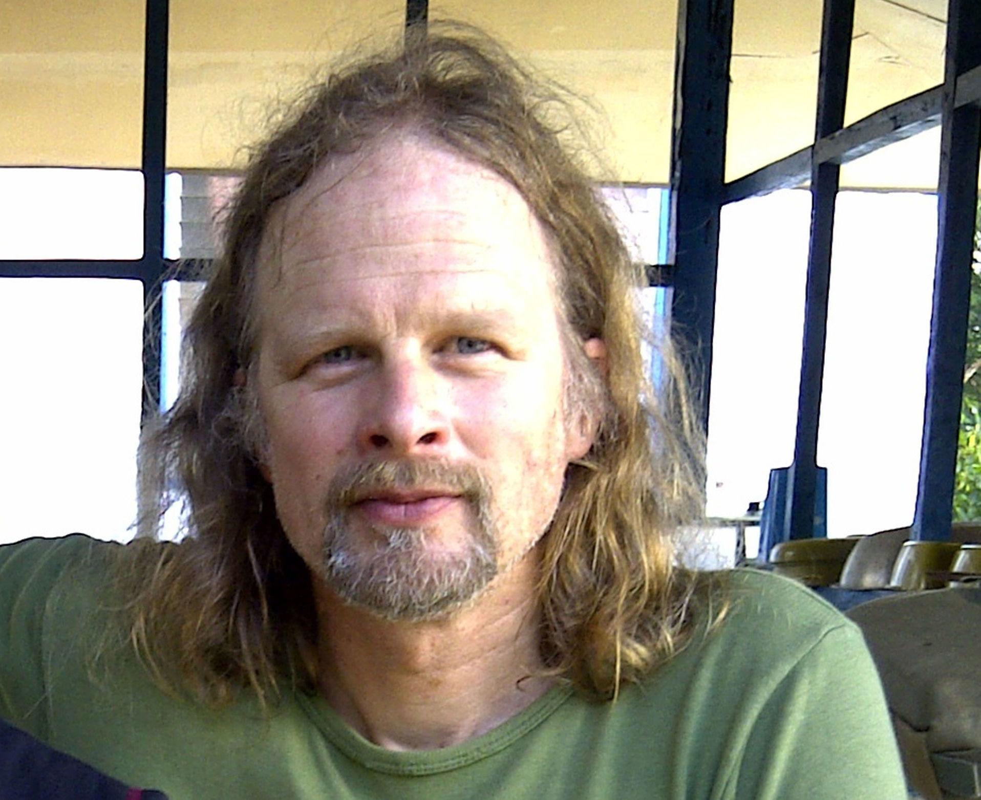 El observador de aves holandés Ewold Horn, secuestrado en 2012 en Filipinas