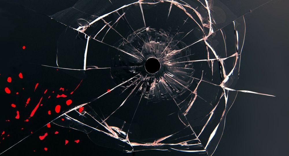 Un cristal roto (imagen referencial)