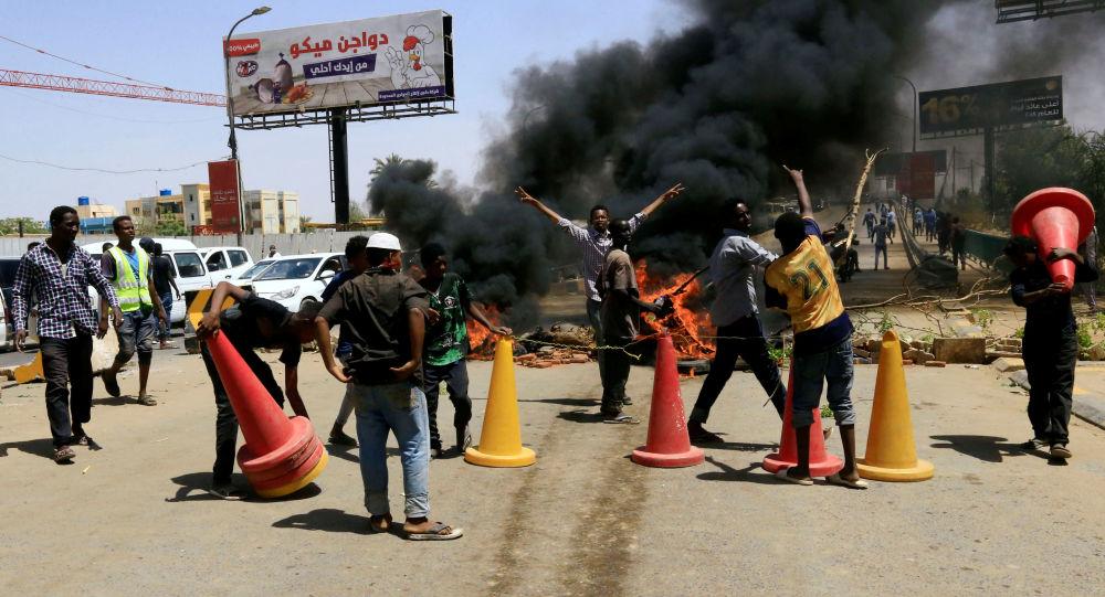 Protestas en Jartum, Sudán