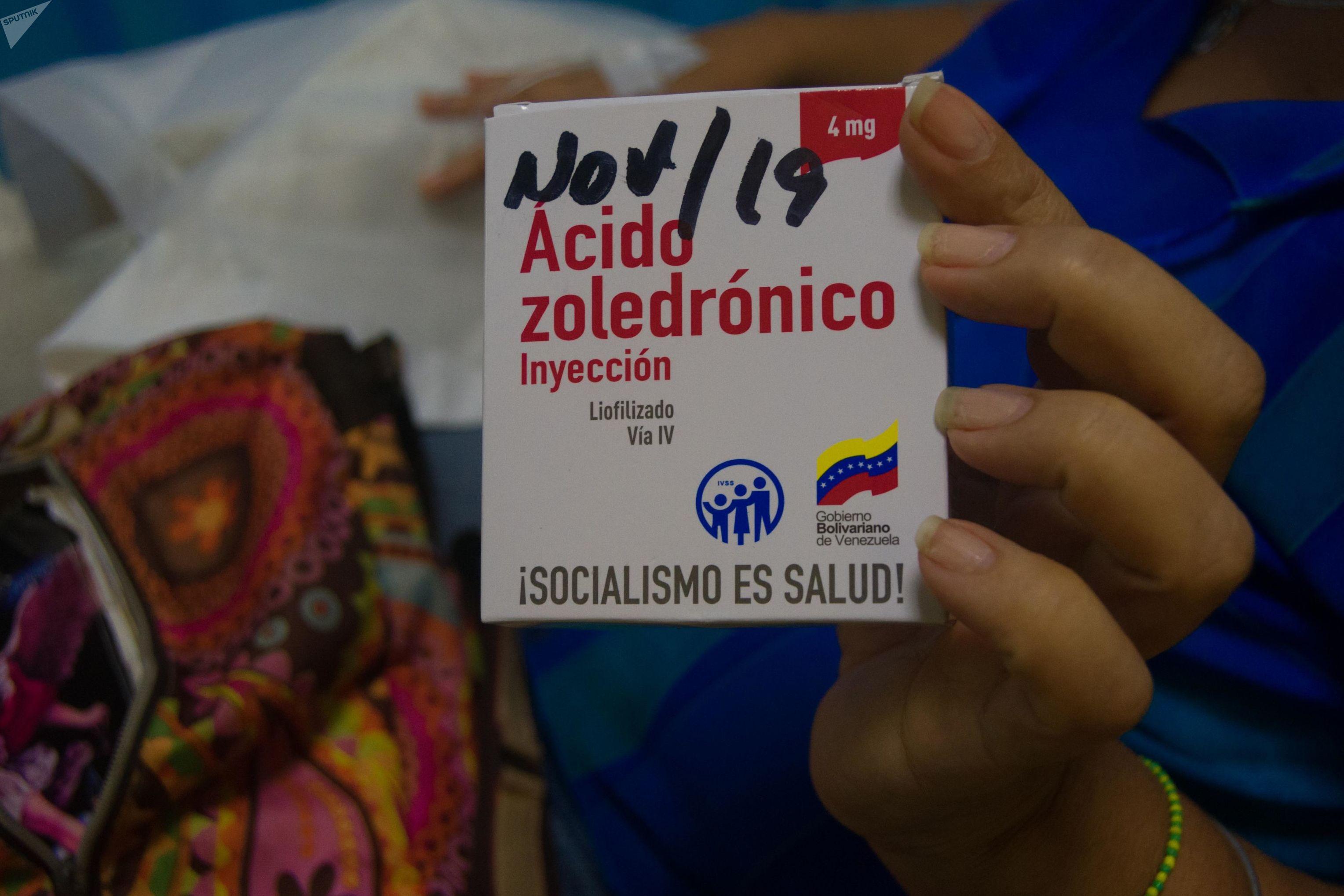 Pacientes llevan sus tratamientos entregados de forma gratuita por el Seguro Social venezolano y tienen la opción de pagar un costo inferior al de las clínicas privadas para colocárselos