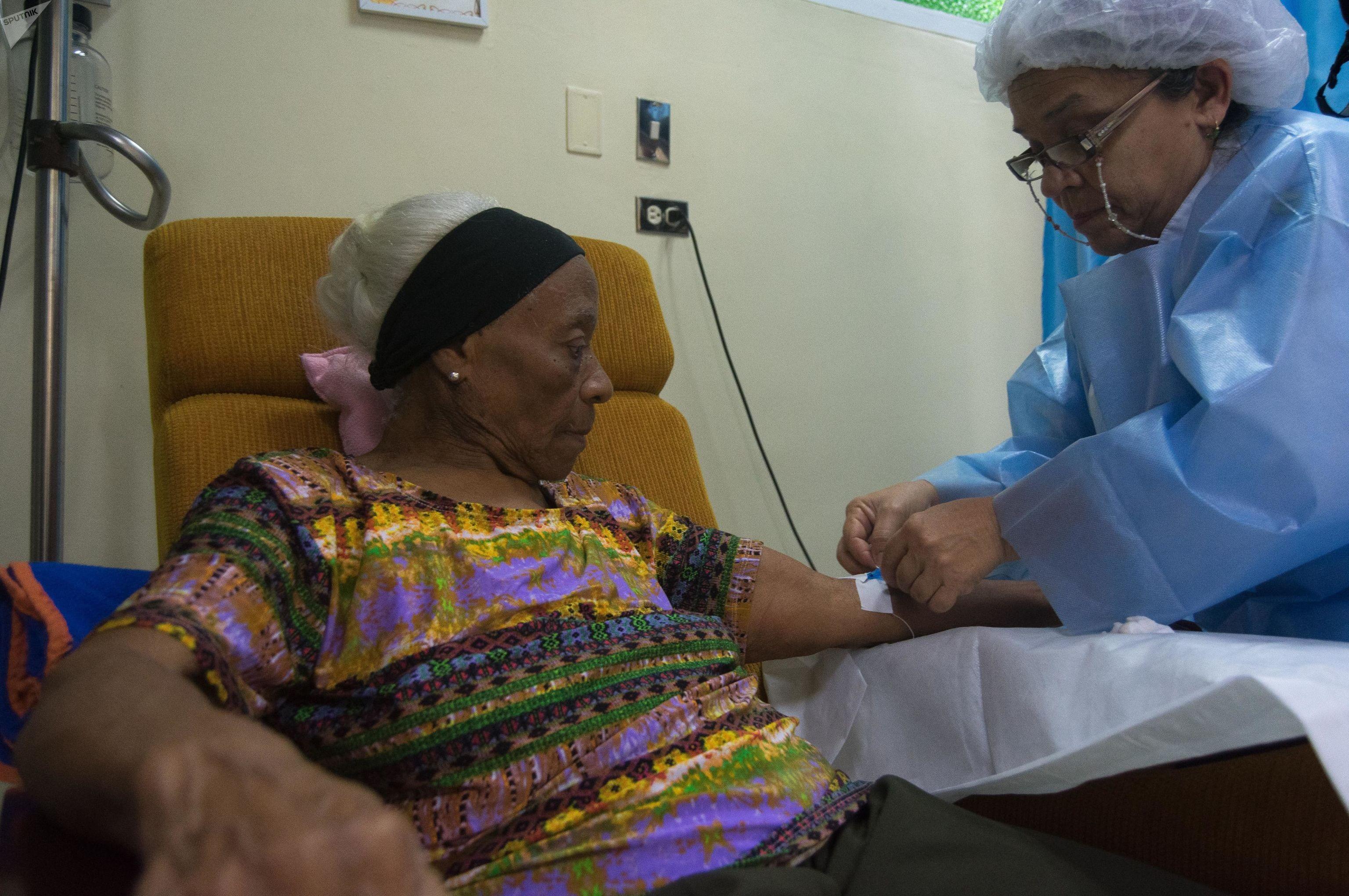 Los pacientes relataron que este año la entrega de los medicamentos por parte del Seguro Social, de forma gratuita, se ha hecho más regular