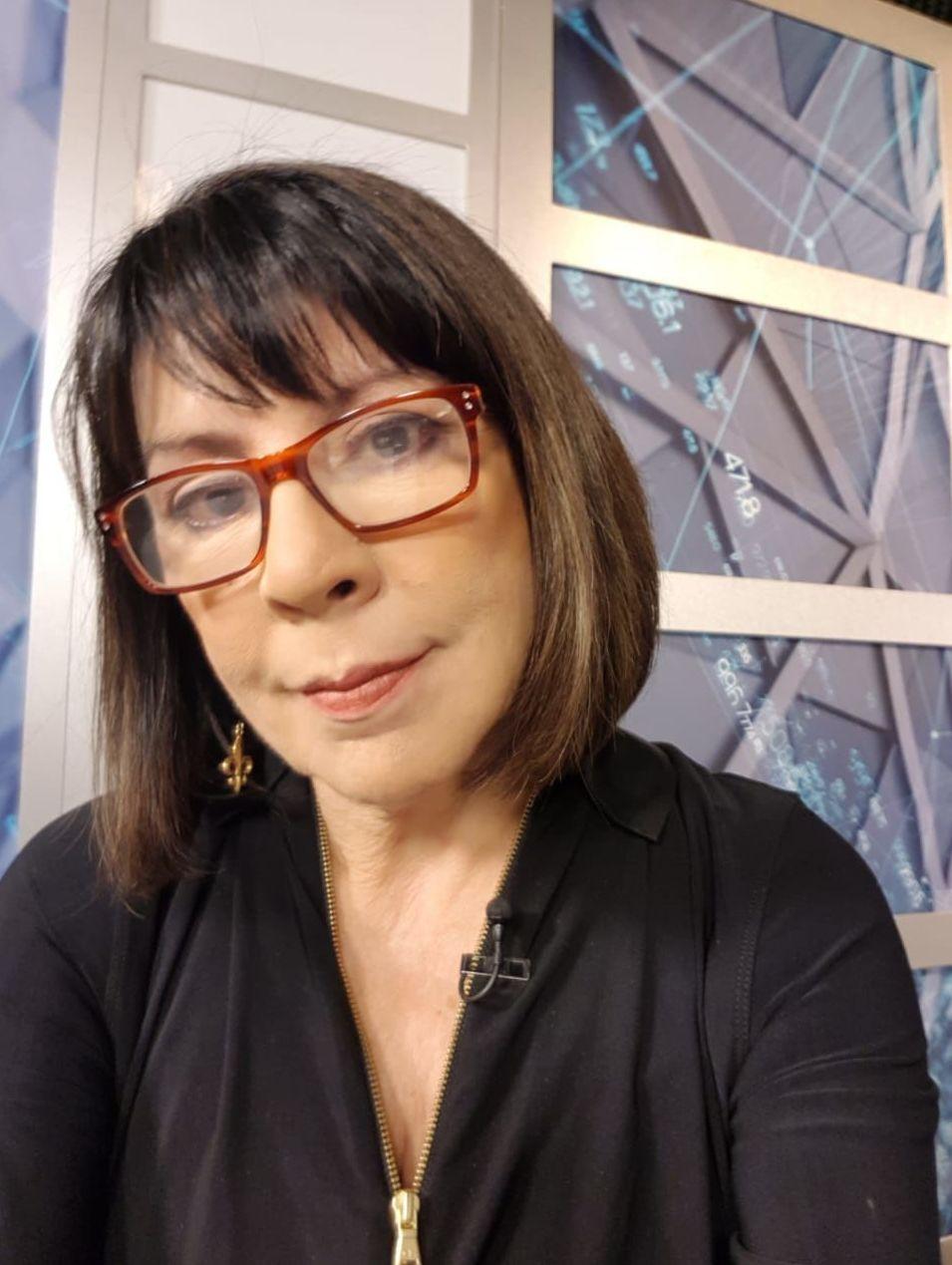 Olga Wornat, periodista argentina, autora de 'Putas y guerrilleras'
