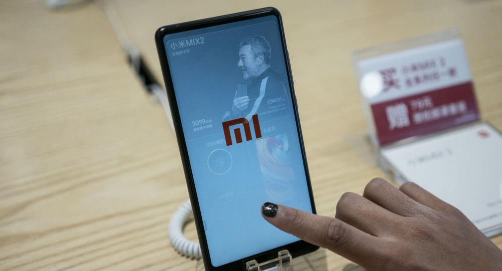 Un teléfono móvil Xiaomi (archivo)