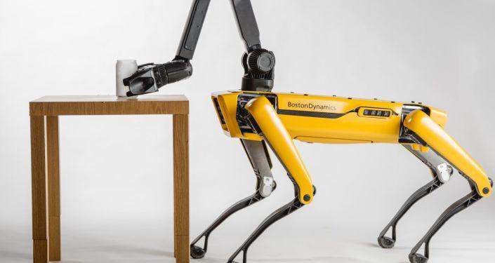 SpotMini, el robot cuadrúpedo de Boston Dynamics