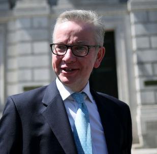 Michael Gove, político británico