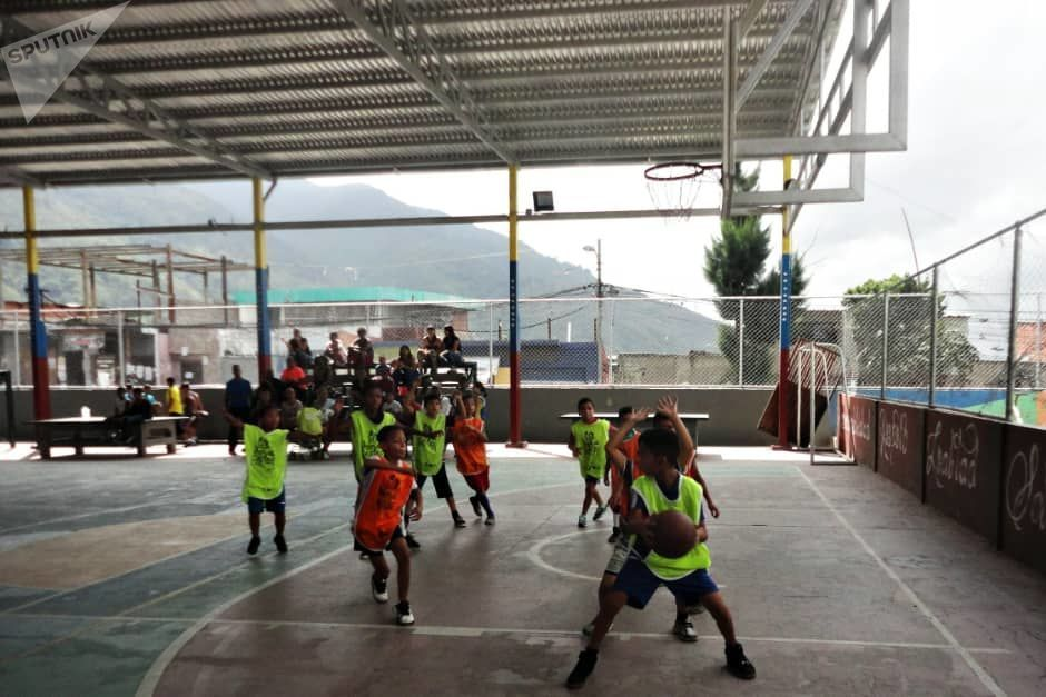 En los Juegos Caribe, no es el fútbol la única disciplina: hay otras ocho más, una manera de transmitir resiliencia a la población más joven de Venezuela