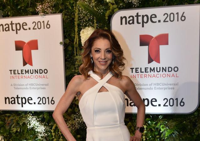 Edith González, actriz mexicana
