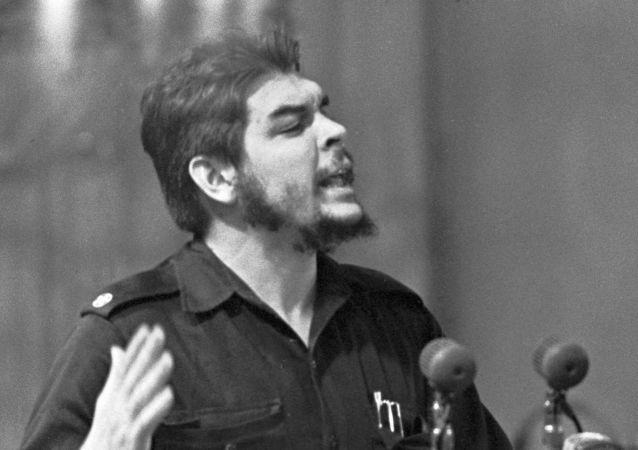 Ernesto 'Che' Guevara, revolucionario cubano-argentino
