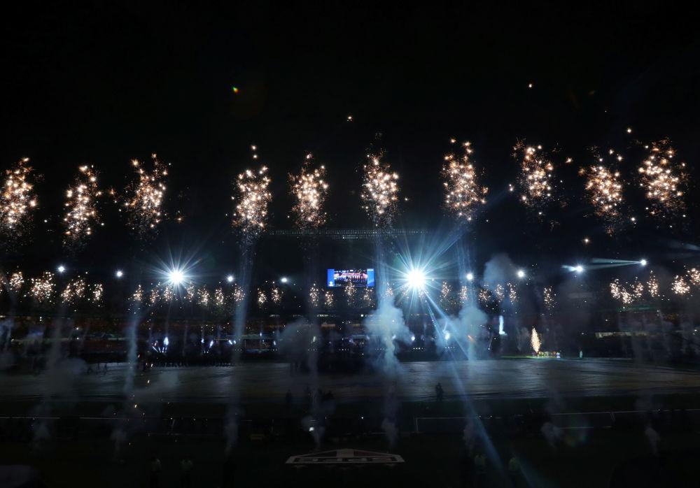 Ceremonia de inauguración de la Copa América 2019