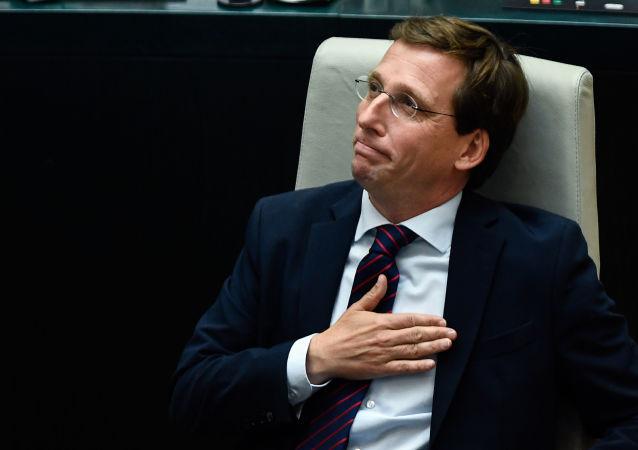 José Luis Martínez-Almeida, nuevo alcalde de Madrid