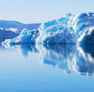 Groenlandia, foto de archivo
