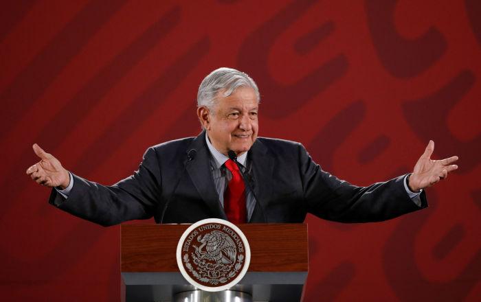 López Obrador expresa a legisladores de EEUU que nuevo tratado beneficia a Norteamérica