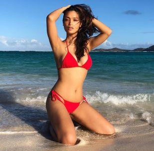 Geena Rocero, modelo filipina