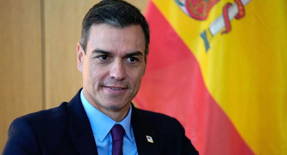 Pedro Sánchez, presidente del Gobierno español (archivo)