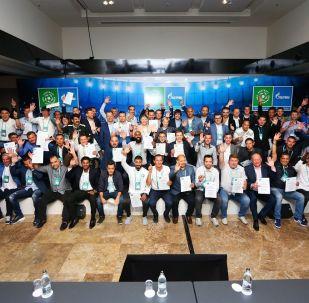 La Academia Internacional para entrenadores de equipos de fútbol infantiles 'Fútbol por la Amistad'