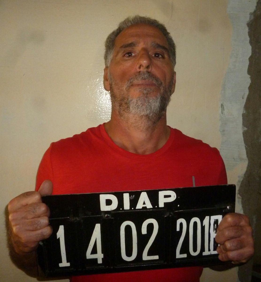 El italiano Rocco Morabito, prófugo de la Justicia italiana y fugado de una cárcel en Uruguay