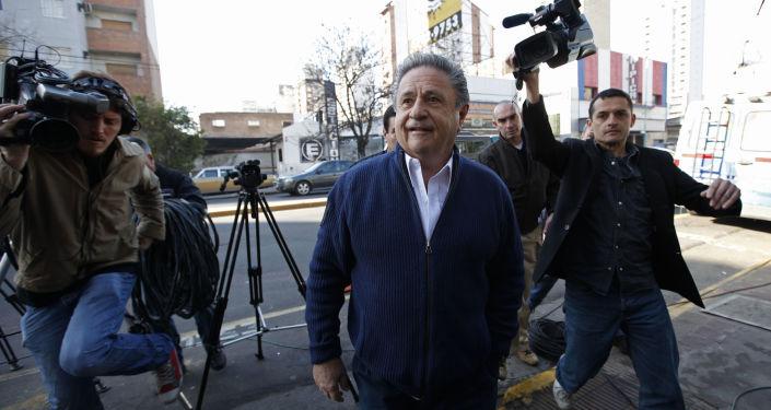 Eduardo Duhalde, expresidente de Argentina