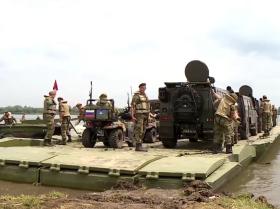 Hermandad inquebrantable: Serbia, Rusia y Bielorrusia finalizan ejercicios conjuntos