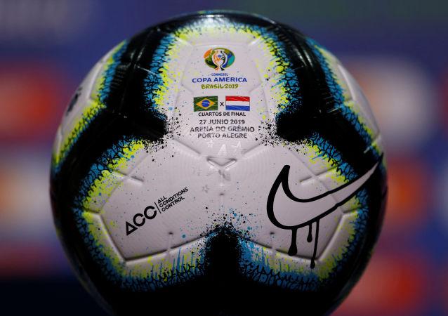 El balón oficial de la Copa América 2019