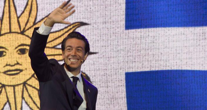 Juan Sartori, candidato a las elecciones primarias en Uruguay