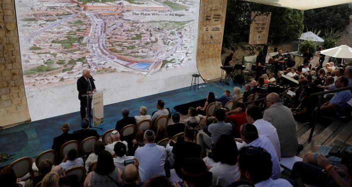 David Friedman, embajador de EEUU en Israel