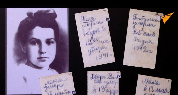 A 75 años de la muerte de la 'Ana Frank rusa'
