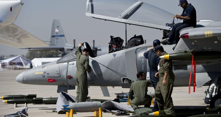 FMA IA-63 Pampa II argentino