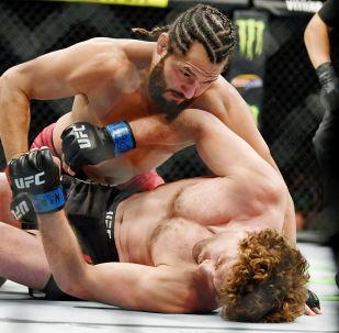 El combate entre Jorge Masvidal y Ben Askren